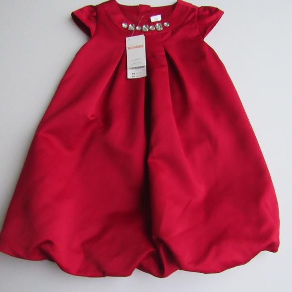 Gymboree Other - Girls Gymboree Red 3T Dress